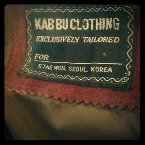Dresses & Skirts - KAB BU suede vest and skirt suit